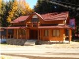 Cabana pe structura de lemn 2
