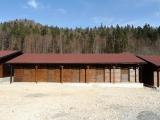 Cabana pe structura de lemn 3