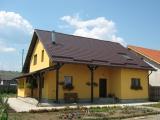Casa pe structura de lemn 13