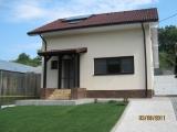 Casa pe structura de lemn 14