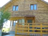 Casa pe structura de lemn 2