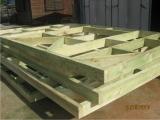 Casa pe structura de lemn 5