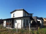 Casa pe structura de lemn 8