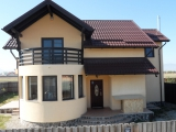 Casa pe structura de lemn 9