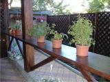 Garduri si pergole - Balustrada din lemn pentru pergola