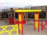 Loc de joaca pentru copii - poarta acces