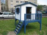 Loca de joaca pentru copii - Casuta cu scara
