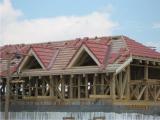 Mansarda pe structura de lemn 1