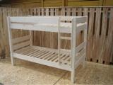 Produse din lemn pentru amenajari interioare - pat suprapus pentru copii