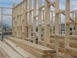 Spatiu comercial pe structura din lemn 1