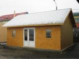 Spatiu comercial pe structura din lemn 2
