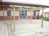 Terase exterioare din lemn 2