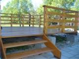 Terase exterioare din lemn 3